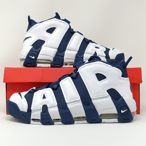 2020 Nike Air More Uptempo Olympics 414962-104